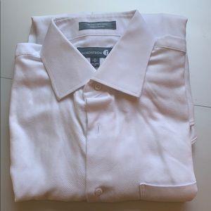 Men's Nordstrom cufflink dress shirt